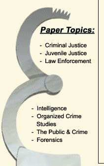 Legal research paper example